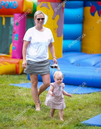 Festival of British Eventing, Day 1, Gatcombe