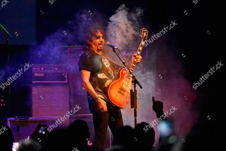 Editorial image of Ace Frehley in Concert - , IL, St. Charles, USA - 01 Aug 2019