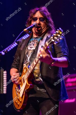 Stock Picture of Ace Frehley performs at the Arcada Theatre, in St.Charles, Ill