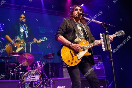 Editorial picture of Ace Frehley in Concert - , IL, St. Charles, USA - 01 Aug 2019