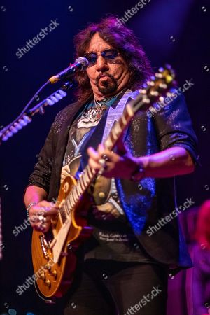 Editorial photo of Ace Frehley in Concert - , IL, St. Charles, USA - 01 Aug 2019