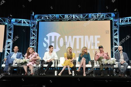 Editorial photo of 2019 Summer TCA - Showtime, Beverly Hills, USA - 02 Aug 2019