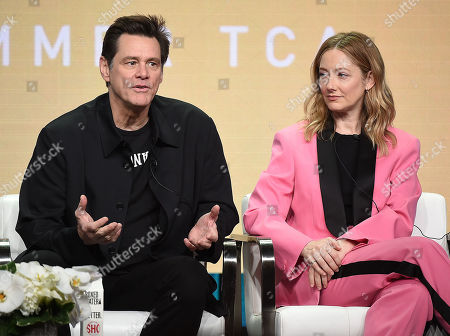 Editorial photo of Showtime 'Kidding' TV show panel, TCA Summer Press Tour, Los Angeles, USA - 02 Aug 2019
