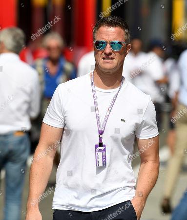 02.08.2019, Hungaroring, Budapest, Formel 1 Grand Prix Gro?üer Preis von Ungarn 2019  , im Bild Ralf Schumacher