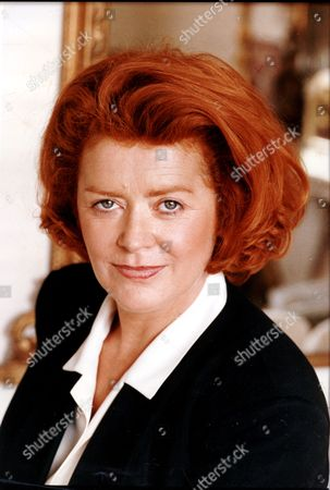 Actress Patricia Quinn The Wife Of The Late Actor Sir Robert Stephens.