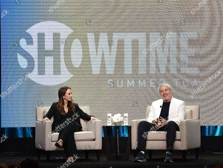 Editorial image of Showtime 'The L Word: Generation Q' TV show panel, TCA Summer Press Tour, Los Angeles, USA - 02 Aug 2019
