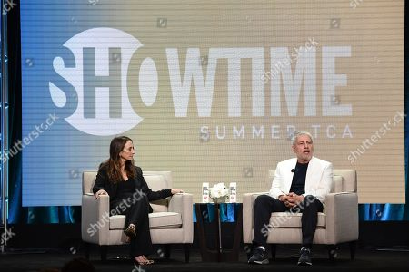 Editorial picture of Showtime 'The L Word: Generation Q' TV show panel, TCA Summer Press Tour, Los Angeles, USA - 02 Aug 2019