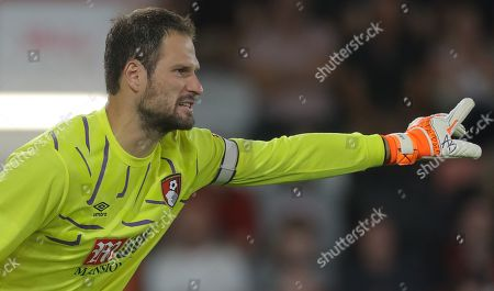 Asmir Begovic of Bournemouth