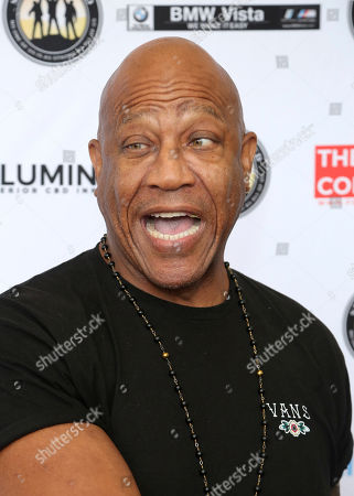 Stock Image of Tommy Lister attends the Mike Tyson Standing United and the Tyson Ranch Celebrity Golf Tournament, in Dana Point, Calif