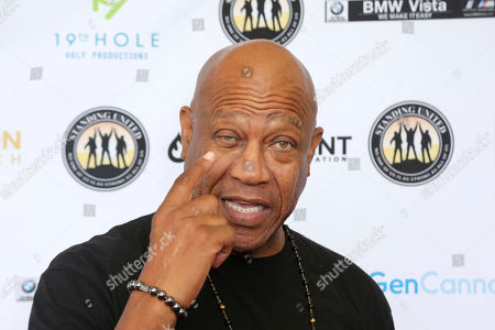 Stock Photo of Tommy Lister attends the Mike Tyson Standing United and the Tyson Ranch Celebrity Golf Tournament, in Dana Point, Calif