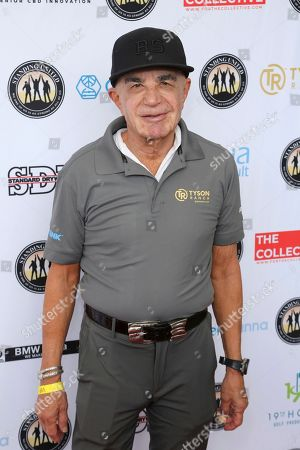 Robert Shapiro attends the Mike Tyson Standing United and the Tyson Ranch Celebrity Golf Tournament, in Dana Point, Calif