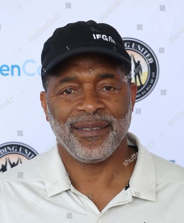 Norm Nixon attends the Mike Tyson Standing United and the Tyson Ranch Celebrity Golf Tournament, in Dana Point, Calif