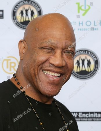 Stock Picture of Tommy ' Tommy Lister attends the Mike Tyson Standing United and the Tyson Ranch Celebrity Golf Tournament, in Dana Point, Calif