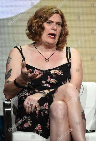 Stock Image of Lilly Wachowski