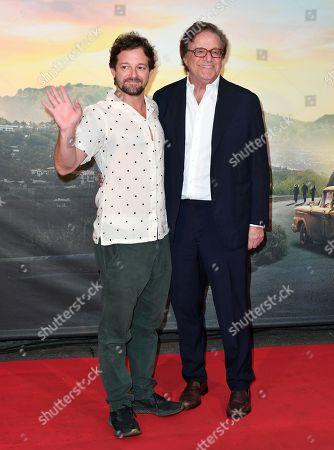 Brando De Sica and Christian De Sica
