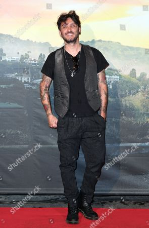 Stock Picture of Fabrizio Moro