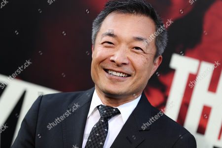 Stock Picture of Jim Lee