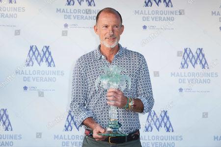 'Mallorquin Del Verano' Award, Palma, Majorca