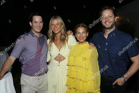 Gwyneth Paltrow, Jessica Seinfeld, Derek Blasberg