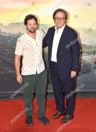 Editorial picture of 'Once Upon A Time In Hollywood' film premiere, Rome, Italy - 02 Aug 2019