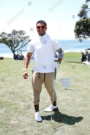 Editorial photo of Mike Tyson Golf Tournament in Dana Point, USA - 02 Aug 2019