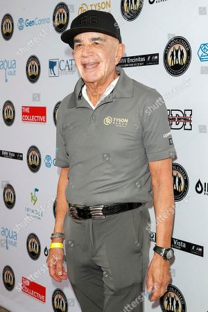 US civil litigator Robert Shapiro attends the first Mike Tyson Charity Golf Tournament benefitting Standing United at the Monarch Beach Resort in Dana Point, California, USA, 02 August 2019. The tournament was sponsored by the Tyson Ranch and aims to raise money and help people affected by addiction and homelessness.