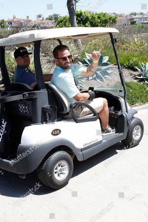 US actor Jason Wahler participates in the first Mike Tyson Celebrity Golf Tournament benefitting Standing United at the Monarch Beach Resort in Dana Point, California, USA 02 August 2019. The tournament was sponsored by the Tyson Ranch and aims to help people affected by addiction and homelessness.