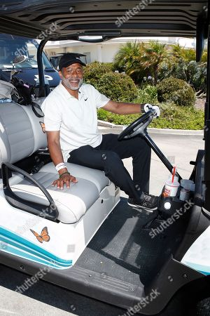 Stock Picture of US retired professional basketball player Norm Nixon attends the first Mike Tyson Celebrity Golf Tournament benefitting Standing United at the Monarch Beach Resort in Dana Point, California, USA, 02 August 2019. The tournament was sponsored by the Tyson Ranch and aims to help people affected by addiction and homelessness.