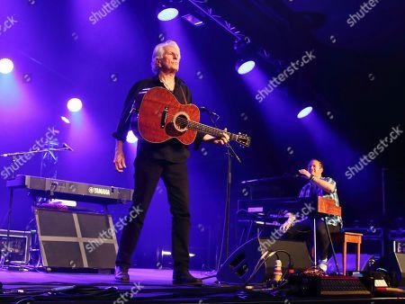 Editorial image of Cambridge Folk Festival, UK - 02 Aug 2019