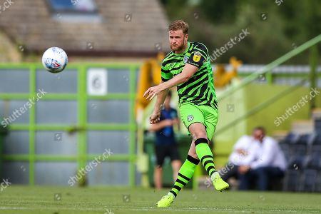 Editorial image of Forest Green Rovers v Oldham Athletic, EFL Sky Bet League 2 - 03 Aug 2019