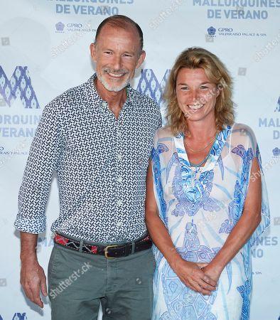 Editorial photo of 'Mallorquin Del Verano' Award, Palma, Majorca, Spain - 02 Aug 2019