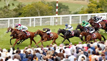 Editorial picture of Horse Racing - 03 Aug 2019