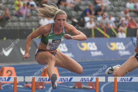 Editorial picture of Athletics: German Championship, Berlin, Deutschland - 03 Aug 2019