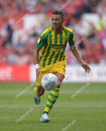 Kieran Gibbs of West Bromwich Albion
