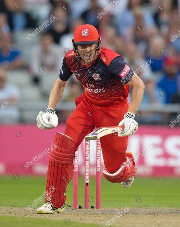 James Faulkner batting
