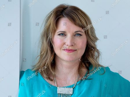 Editorial image of Lucy Lawless Portrait Session, New York, USA - 22 Jul 2019