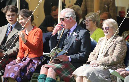 Editorial image of The Mey Highland Games, John O'Groats, Scotland, UK - 03 Aug 2019