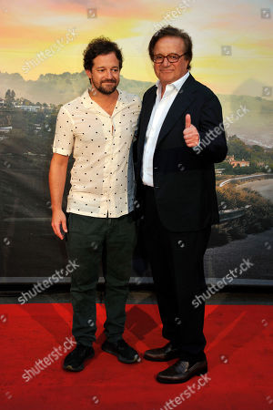 Editorial photo of 'Once Upon A Time In Hollywood' film premiere, Rome, Italy - 03 Aug 2019