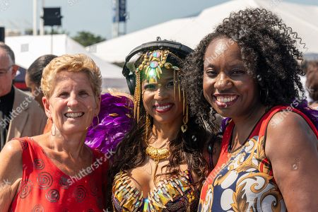 Editorial picture of 52nd Caribbean Festival, Toronto, Canada - 03 Aug 2019