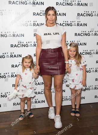 Editorial photo of 'The Art of Racing In The Rain' film screening, London, UK - 03 Aug 2019