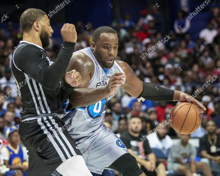 Editorial picture of Big3 Basketball  Power vs Enemies, Rosemont, USA - 29 Jul 2019