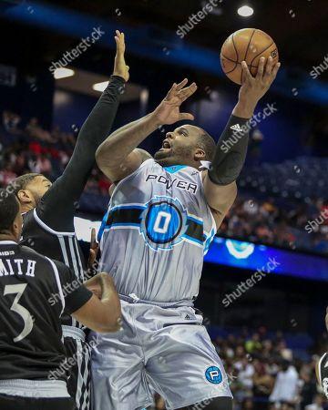 Editorial photo of Big3 Basketball  Power vs Enemies, Rosemont, USA - 29 Jul 2019