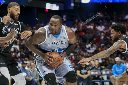 Editorial image of Big3 Basketball  Power vs Enemies, Rosemont, USA - 29 Jul 2019