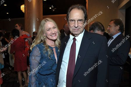 Paula Malcomson, David Milch. Paula Malcomson, left, and David Milch attend the 35th annual TCA Awards during the Summer 2019 Television Critics Association Press Tour at the Beverly Hilton Hotel, in Beverly Hills, Calif