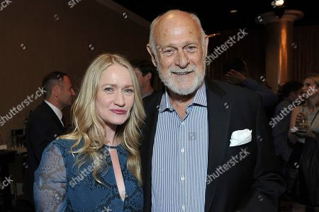 Paula Malcomson, Gerald McRaney. Paula Malcomson, left, and Gerald McRaney attend the 35th annual TCA Awards during the Summer 2019 Television Critics Association Press Tour at the Beverly Hilton Hotel, in Beverly Hills, Calif