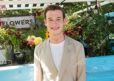 Stock Image of Tyler Henry attends Bella Magazine's 7th annual White Party at Southampton Social Club, in Southampton, NY