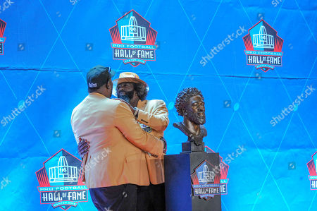 Editorial picture of NFL Pro Football Hall of Fame Enshrinement, Canton, USA - 03 Aug 2019