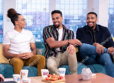 Editorial photo of 'Sunday Brunch' TV show, London, UK - 04 Aug 2019