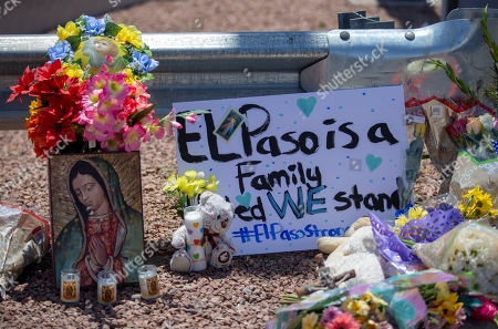 El Paso shopping mall shooting
