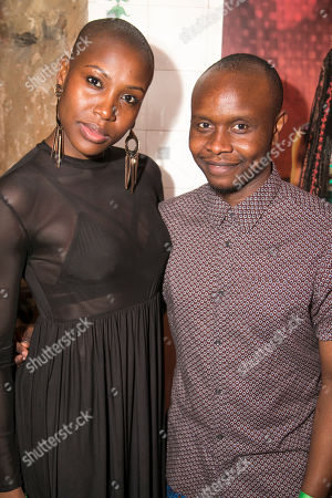 Editorial photo of 'Tree' Show, Press Night Party, Young Vic Theatre, London, UK - 01 Aug 2019